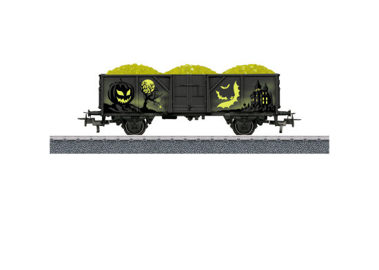 "Märklin H0 44232 Halloween Wagen ""Glow in the Dark"" Neuheit 2019"