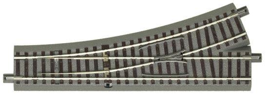 Roco H0 61128-S Gegenbogen zur 22,5°-Weiche geoLine OVP 6 Stück - NEU