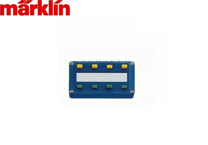 Märklin 70739 Schaltpult für Steckverbindungen mit 2,6 mm 1 Stück   #NEU#