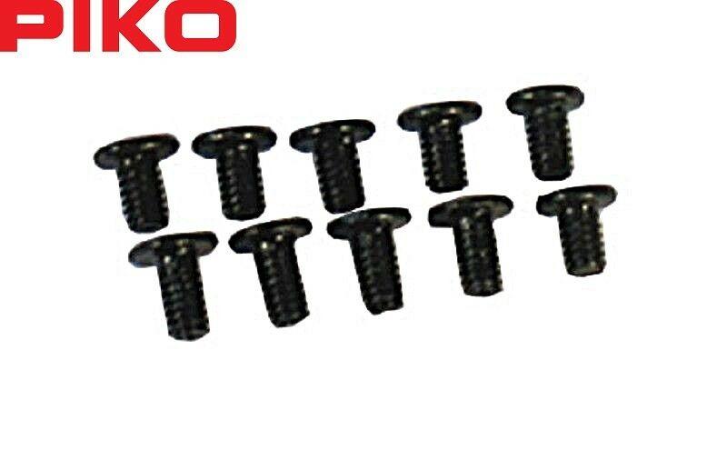 + NEU PIKO 55230 H0 Schrauben-Set für Weichenantrieb 10-teilig