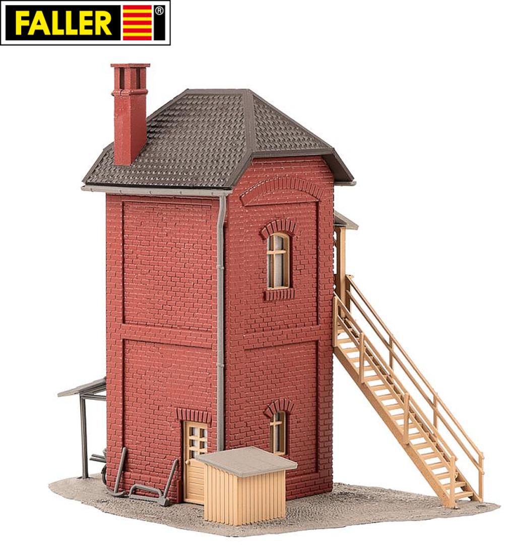 Faller 131384 H0 Stellwerk Signal Tower Epoche I Neu