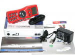 Roco / Fleischmann 10825 Digitalzentrale z21 start + Roco MultiMaus 10810