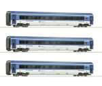 Roco H0 74067 Wagen-Set Railjet der CD 1:87